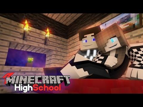 Girlfriend Sleepover! | Minecraft Highschool [S6: Ep.1 Minecraft Roleplay Adventure]