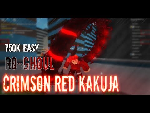 Getting My Blood Thirsty Kakuja | Ro-Ghoul | Getting 750k RC In 2