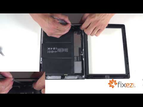 iPad 4 Battery Repair