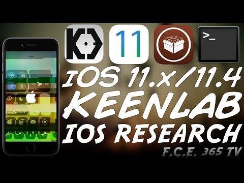 iOS 11.x/11.4 NEW KEENLAB iOS RESEARCH TO BE PUBLISHED (USEFUL FOR JAILBREAK)
