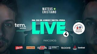 Live Mateus e Cristiano - Na Garagem #Live4 #Live #FiqueEmCasa #Comigo #EdsoneHudson #Esquenta