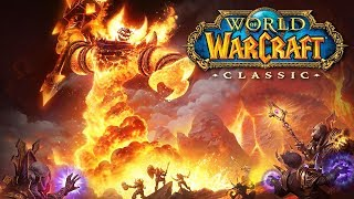 Playing World of Warcraft for the 1st Time! (WoW Classic)