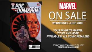 Marvel NOW! Titles for June 28
