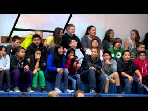 Leslie Middle School Works To Stop Bullying