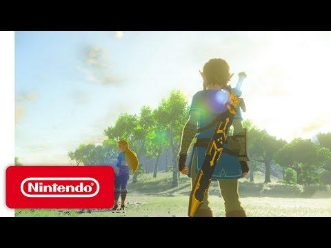 The Legend of Zelda: Breath of the Wild - Nintendo Switch Presentation 2017 Trailer