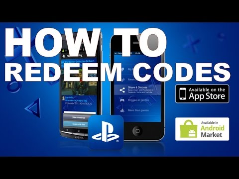 How to PS4 Redeem Code & PlayStation App Redeem Codes