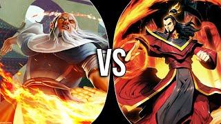 Iroh vs Ozai | Geek Talk
