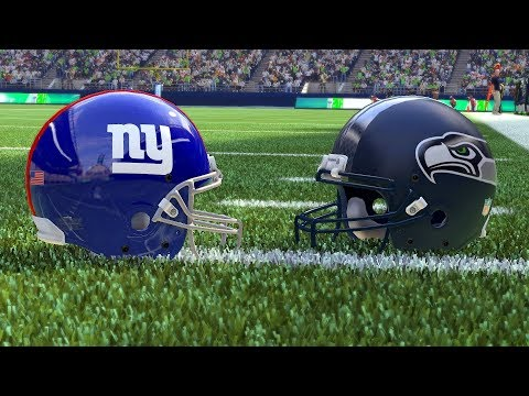 Seahawks vs Giants | NFL | LIVE STREAM