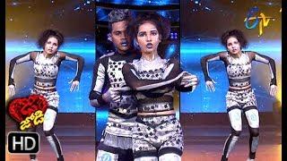 Subhash and Mansi Performance | Dhee Jodi | 15th May 2019    | ETV Telugu