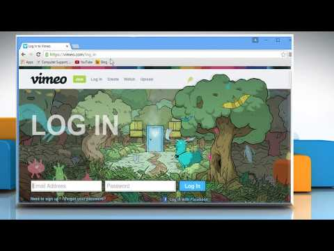 How to create a custom URL for your Vimeo profile