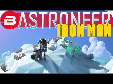 Astroneer Gameplay - DICING WITH DEATH (ONE LIFE YOUR RULES ) #6 Let's Play Astroneer Ironman