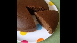 5 min Chocolate Cake in Microwave Oven in hindi - English Subtitles