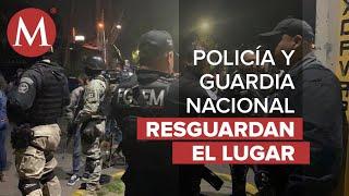 Presuntos feminicidas de Fátima llegan a Fiscalía en Edomex