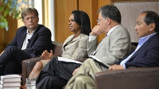 "A conversation with Condoleezza Rice on ""Democracy: Stories from the Long Road to Freedom"""