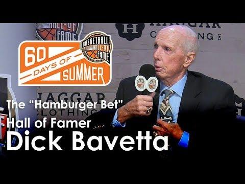 Dick Bavetta talks about