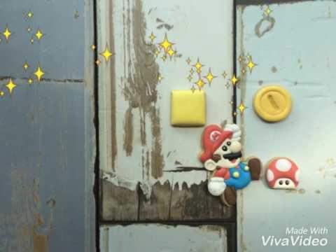 超級瑪莉糖霜餅乾-Super Mario Icing Cookies