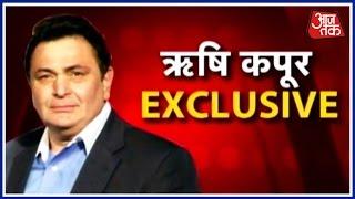 Exclusive Interview Of Rishi Kapoor