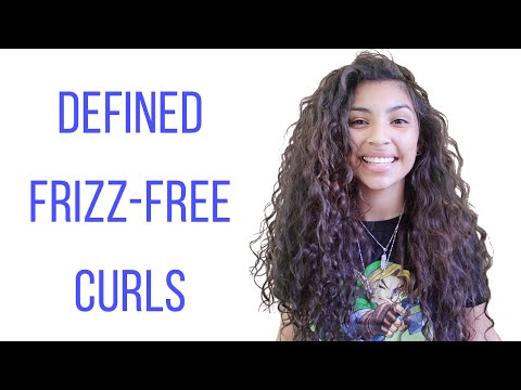Healthy & Natural Curly Hair Care + Tips!