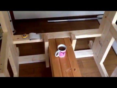 DIY bench press 2