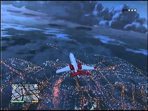 how to get a private jet (jet plane) in GTA V