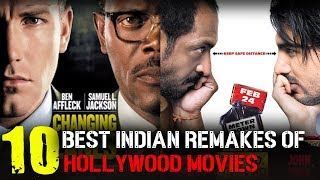 10 Best Indian Remakes of Hollywood Movies | Simbly Chumma