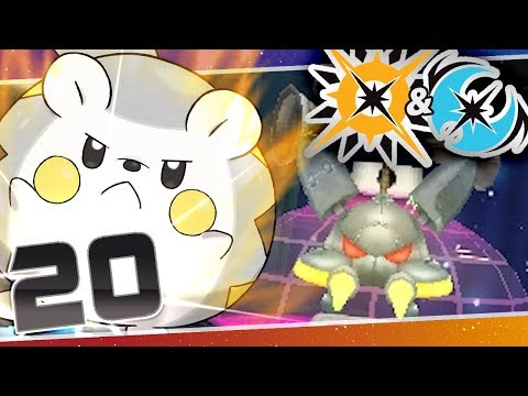 Pokémon Ultra Sun and Moon - Episode 20 | Totem Togedemaru Trial!?