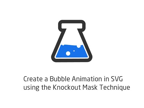 Learn to Create an SVG Knockout Mask Animation