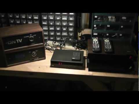 Vintage ON-TV Pay TV & Cable Descramblers