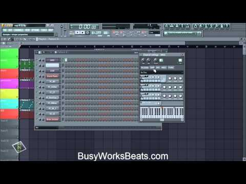 Trap Beats in FL Studio 11 (Beginners Guide)