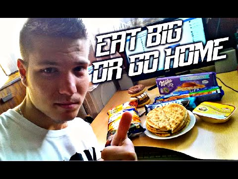 EPIC 6 000 CALORIE CHEAT MEAL | VLOGGING | in BUL and ENG