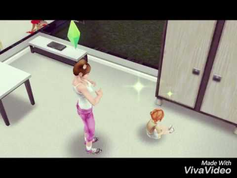 Sims Freeplay: Child Abuse (Melanie's story)