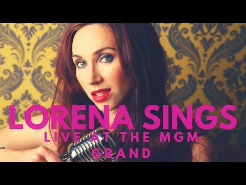 Lorena Sings // MGM Grand Show // Book at Warbke Entertainment