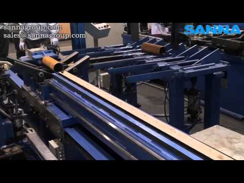 Long life conveyor roller ,Good quality conveyor idler,Automatic roller manufacturer by SANNA