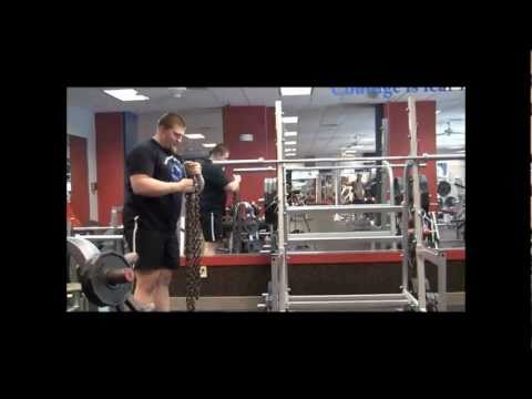 GHF Personal Training How to use chains on