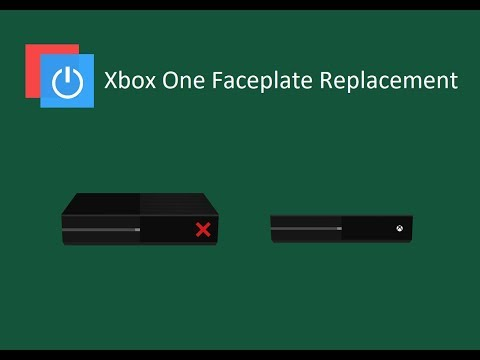 Xbox One Faceplate Replacement