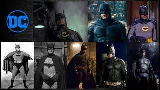 Batman: Evolution (TV Shows and Movies) - 2019 (80th Anniversary)