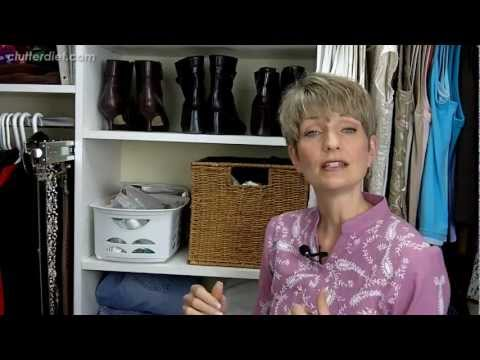 How to Choose a Closet Design Company for Your Wardrobe Closet-- Part 2 | Clutter Video Tip