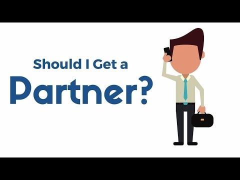Lesson 11 Should I Get a Business Partner?