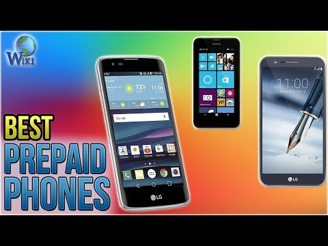 10 Best Prepaid Phones 2018
