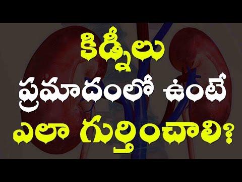 కిడ్నీలు ప్రమాదంలో ఉంటే ఎలా గుర్తించాలి? - Symptoms Of Kidney Disease - Health Tips In Telugu