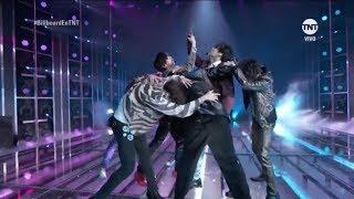 BTS - FAKE LOVE @Billboard Music Awards 2018 (quede muerta con el abdominal de kookie  😱😱 ) BTS ❤❤