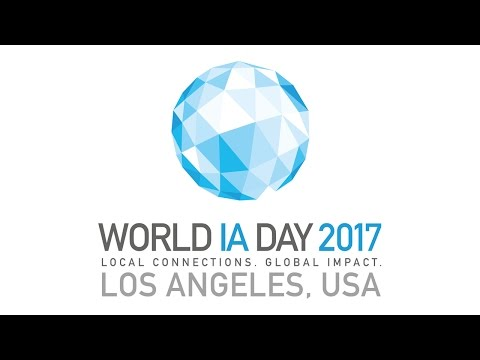 Eric Beteille - World IA Day 2017 - Los Angeles