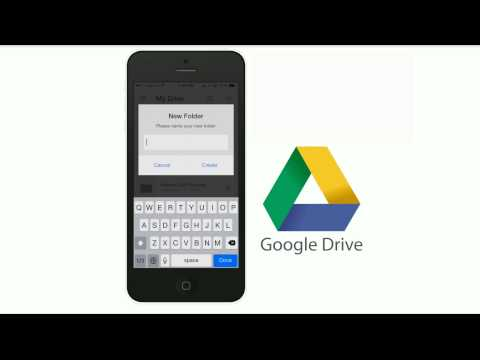 How to Upload Photos to Google Drive (iOS Tutorial) [Photo Backup]