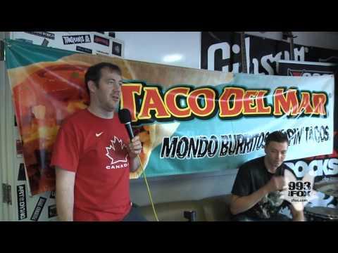 Captain Scotty vs a Taco Del Mar Cinqo De Mondo 5lbs Burrito