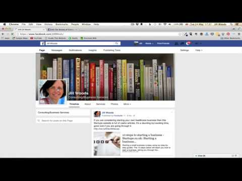 How to post on Facebook as your Business Page 2016