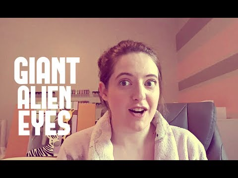 My SHORT Zoloft Adventure | OCD & Giant Alien Eyes