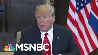 President Donald Trump And Kim Jong Un Sign 'Comprehensive' Document | The Last Word | MSNBC