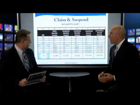Claim Early & Claim Late Strategies - How to Get Bigger Social Security Benefits (Part 4 of 5)