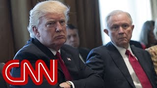 Jeff Sessions fires back at Trump after insult
