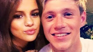 Selena Gomez Reacts To Niall Horan's Never Ending Crush